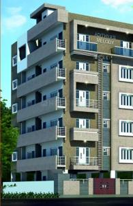 Gallery Cover Image of 1050 Sq.ft 2 BHK Apartment for buy in Padmanabhanagar for 6800000