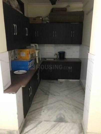 Kitchen Image of 1800 Sq.ft 3 BHK Independent Floor for rent in Sector 19 Rohini for 23000