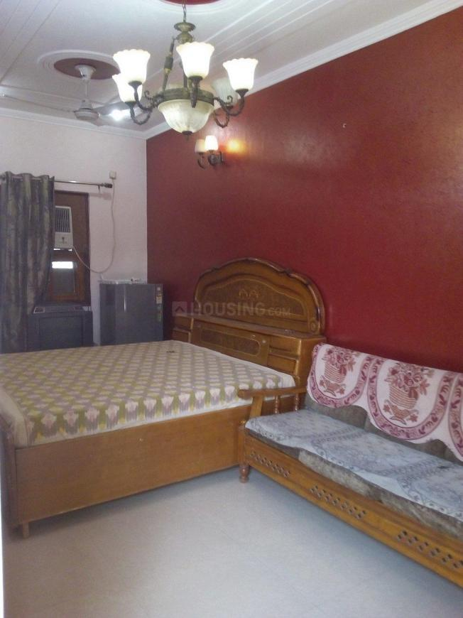 Bedroom Image of 2200 Sq.ft 1 RK Independent House for rent in Sector 41 for 10000