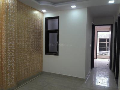 Gallery Cover Image of 850 Sq.ft 3 BHK Independent Floor for buy in Govindpuri for 4500000