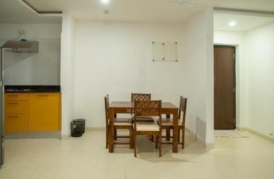 Dining Room Image of 3 Bhk In Golf Edge Residences in Gachibowli