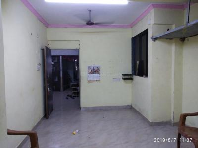 Gallery Cover Image of 400 Sq.ft 1 RK Apartment for rent in Airoli for 10500