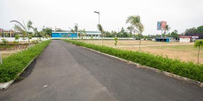 2400 Sq.ft Residential Plot for Sale in Injambakkam, Chennai