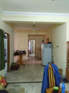 Gallery Cover Image of 1550 Sq.ft 3 BHK Apartment for rent in Rustam Bagh Layout for 32000
