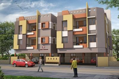 Gallery Cover Image of 642 Sq.ft 2 BHK Apartment for buy in Pammal for 2568000