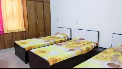 Bedroom Image of Jetley Paying Guest in Greater Kailash