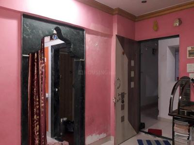 Gallery Cover Image of 450 Sq.ft 1 BHK Apartment for rent in Thane West for 13000