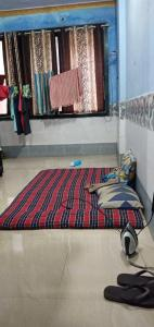 Gallery Cover Image of 600 Sq.ft 1 BHK Independent Floor for rent in Airoli for 20000