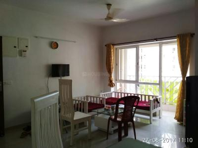 Gallery Cover Image of 1226 Sq.ft 3 BHK Apartment for rent in New Town for 26000