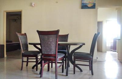 Dining Room Image of Golden Star Flat No-d303 in Krishnarajapura
