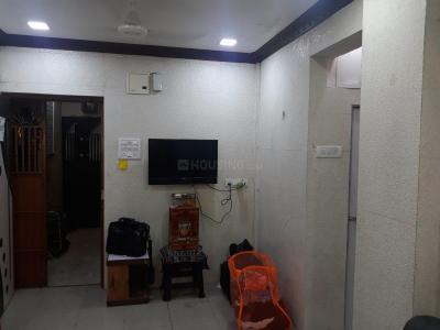 Gallery Cover Image of 370 Sq.ft 1 RK Apartment for rent in Kopar Khairane for 12000