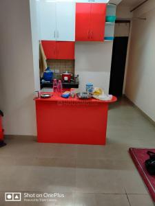 Gallery Cover Image of 910 Sq.ft 1 BHK Apartment for rent in Avj Heightss, Zeta I Greater Noida for 7000