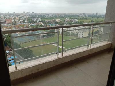 Balcony Image of Amit PG in Hinjewadi