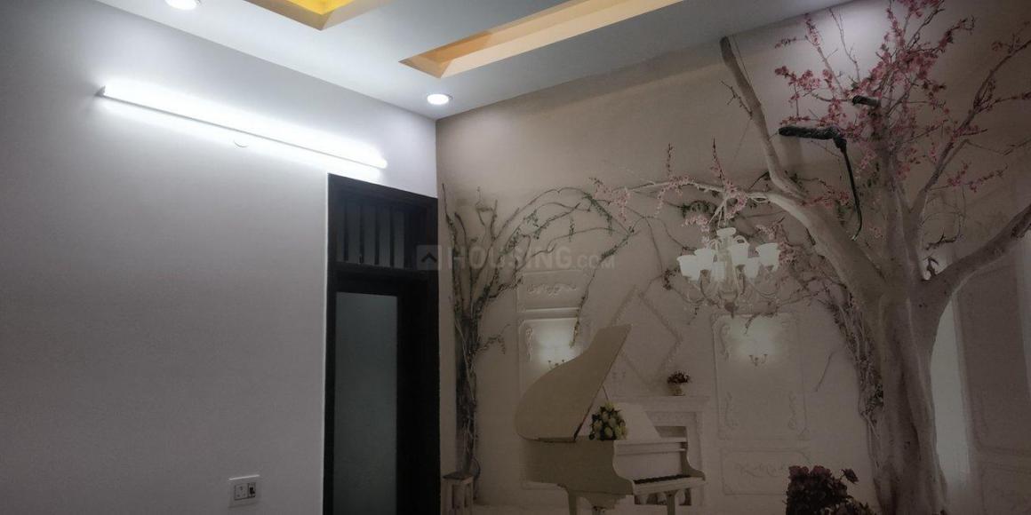 Living Room Image of 650 Sq.ft 2 BHK Independent Floor for buy in Dwarka Mor for 2815000