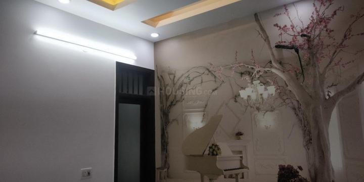 Living Room Image of 750 Sq.ft 2 BHK Independent Floor for buy in Dwarka Mor for 3315000