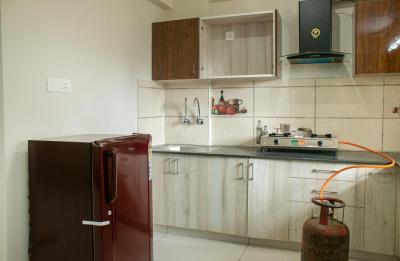 Kitchen Image of Babu Nest 104 in Hennur