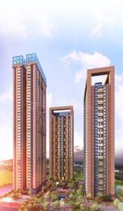 Gallery Cover Image of 1404 Sq.ft 2 BHK Apartment for buy in SPR Highliving District, Perambur for 10500000