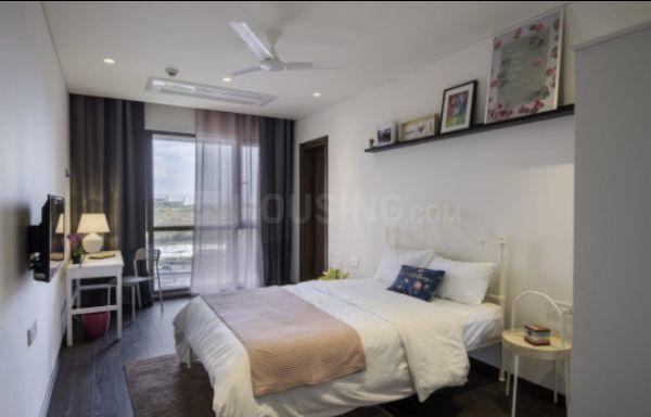 वादगांव शेरी में कुमार सोफ्रोनीय के बेडरूम की तस्वीर