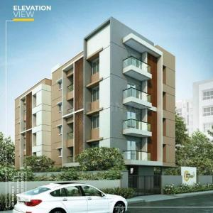 Gallery Cover Image of 1606 Sq.ft 3 BHK Apartment for buy in Radiance Rajshri, T Nagar for 28999542