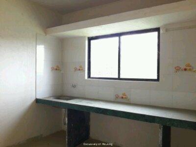 Kitchen Image of 906 Sq.ft 2 BHK Apartment for buy in Karve Nagar for 6500000