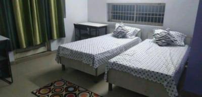 Bedroom Image of Samrat Hostel in Sector 126