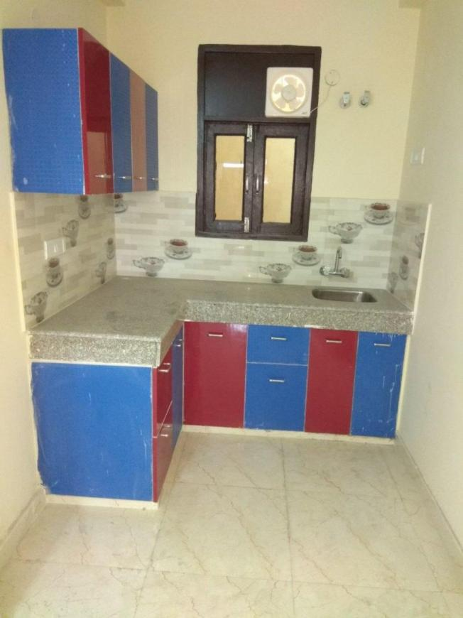 Kitchen Image of 450 Sq.ft 1 BHK Apartment for buy in Asola for 1500000