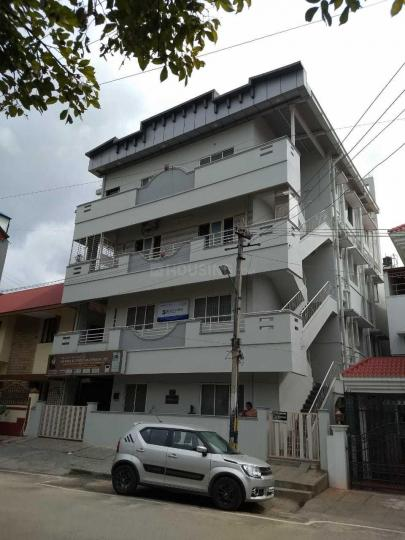 Building Image of 650 Sq.ft 1 BHK Independent Floor for rent in Jayanagar for 22500