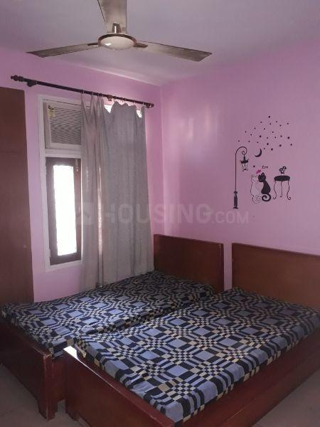 Bedroom Image of 1040 Sq.ft 2 BHK Apartment for rent in Omicron I Greater Noida for 10000