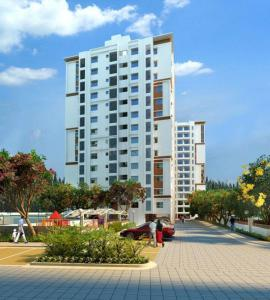 Gallery Cover Image of 1296 Sq.ft 2 BHK Apartment for buy in Akshaya Tango, Thoraipakkam for 13000000