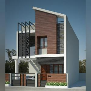 Gallery Cover Image of 1850 Sq.ft 3 BHK Villa for buy in Kolapakkam for 11700000