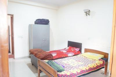 Bedroom Image of Shree Shyam PG in Sector 43