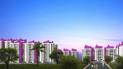 Gallery Cover Image of 630 Sq.ft 1 BHK Apartment for rent in Kasarvadavali, Thane West for 11000