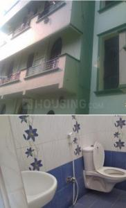 Bathroom Image of Navapriya PG Ladies Accommodation in Vasundhara Enclave