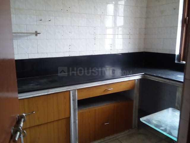 Kitchen Image of 720 Sq.ft 1 BHK Apartment for rent in Sodepur for 8000