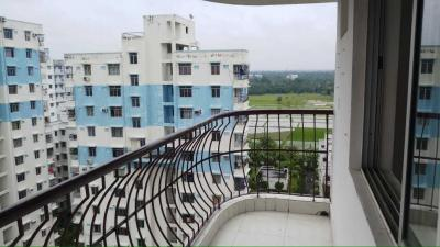 Gallery Cover Image of 1500 Sq.ft 2 BHK Apartment for rent in New Town for 16000