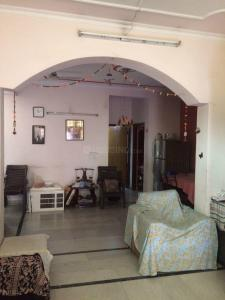 Gallery Cover Image of 1500 Sq.ft 3 BHK Independent Floor for rent in Sector 85 for 10000