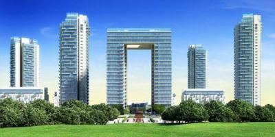 Gallery Cover Image of 1387 Sq.ft 2 BHK Apartment for buy in Ireo The Grand Arch, Sector 58 for 16000000