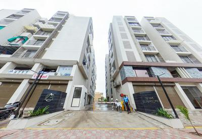 Gallery Cover Image of 1620 Sq.ft 3 BHK Apartment for buy in Nisarg Deval Gurukrupa, Chanakyapuri for 6900000
