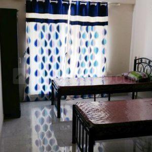 पवई में द हैबिटट मुंबई के बेडरूम की तस्वीर