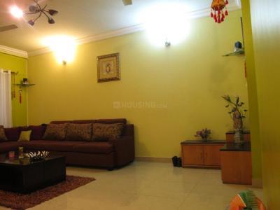 Gallery Cover Image of 1200 Sq.ft 2 BHK Apartment for buy in Pradhan Wren Apartment, Vijayanagar for 8100000