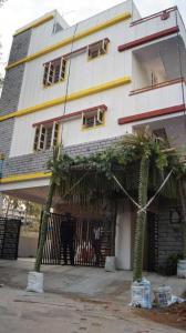 Gallery Cover Image of 1000 Sq.ft 2 BHK Independent House for rent in Byadarahalli for 12000
