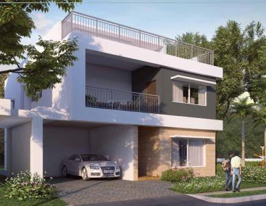 Gallery Cover Image of 3492 Sq.ft 4 BHK Villa for buy in Adarsh Sanctuary, Avalahalli for 35000000