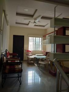 Gallery Cover Image of 1800 Sq.ft 3 BHK Apartment for rent in Sanath Nagar for 28000