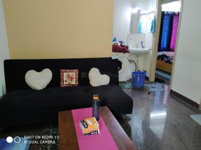 Gallery Cover Image of 999 Sq.ft 2 BHK Independent Floor for rent in Jeevanbheemanagar for 18500