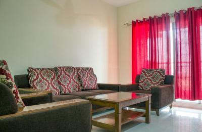 Living Room Image of Sobha City Casa Serenita-d1-1116 in Tirumanahalli