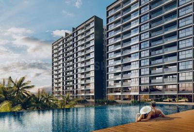 Gallery Cover Image of 680 Sq.ft 1 BHK Apartment for buy in Paranjape Blue Ridge , Hinjewadi for 4000000