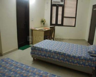 Bedroom Image of Suprabhat PG in Alpha II Greater Noida