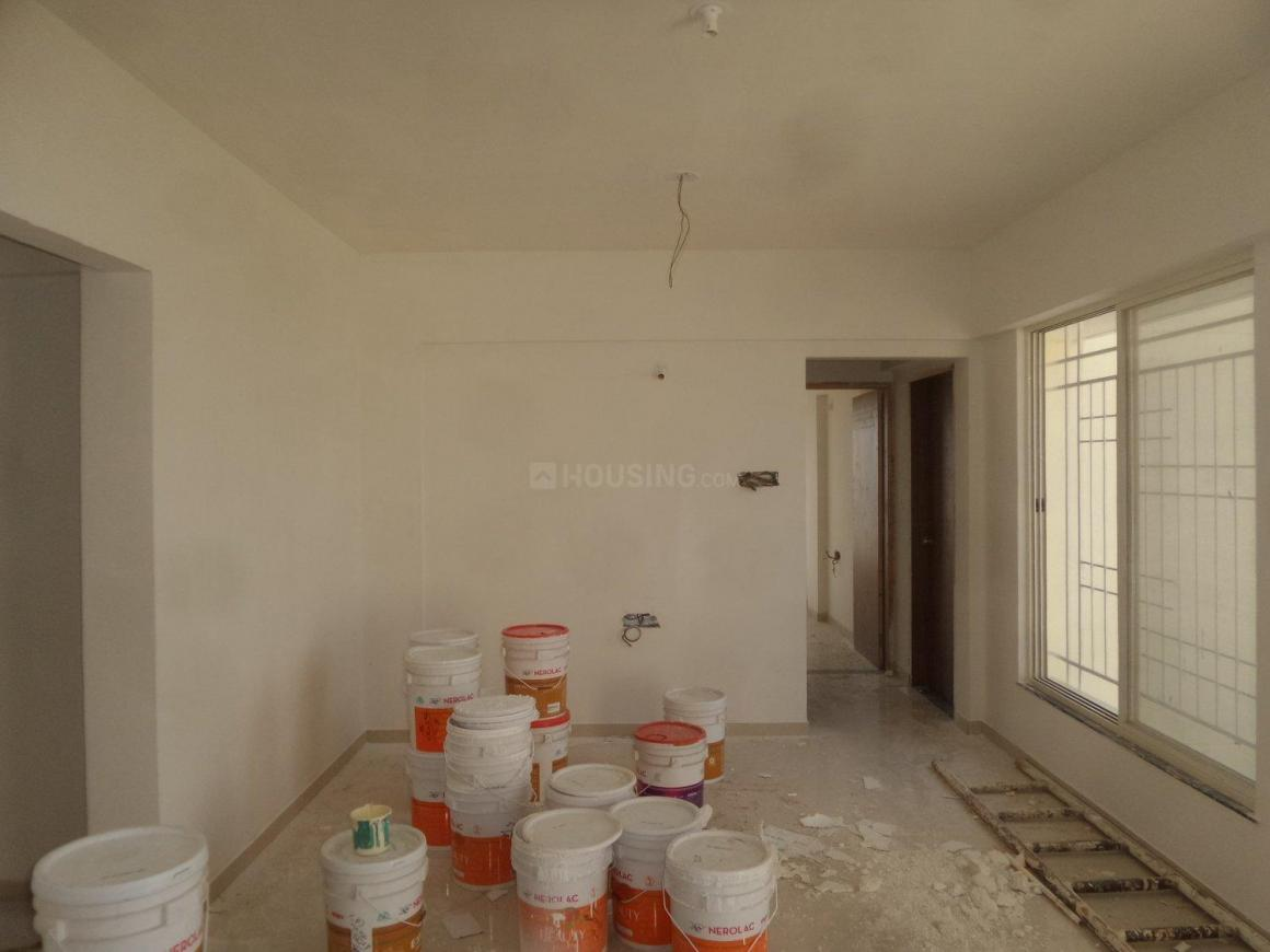 Living Room Image of 1060 Sq.ft 2 BHK Apartment for rent in Dhanori for 12500