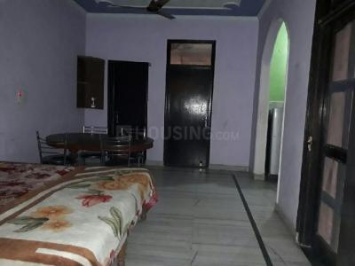 Gallery Cover Image of 600 Sq.ft 1 BHK Independent Floor for rent in Sector 18 for 18500