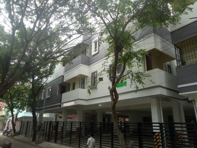 Gallery Cover Image of 593 Sq.ft 1 BHK Apartment for buy in Old Washermanpet for 5633500